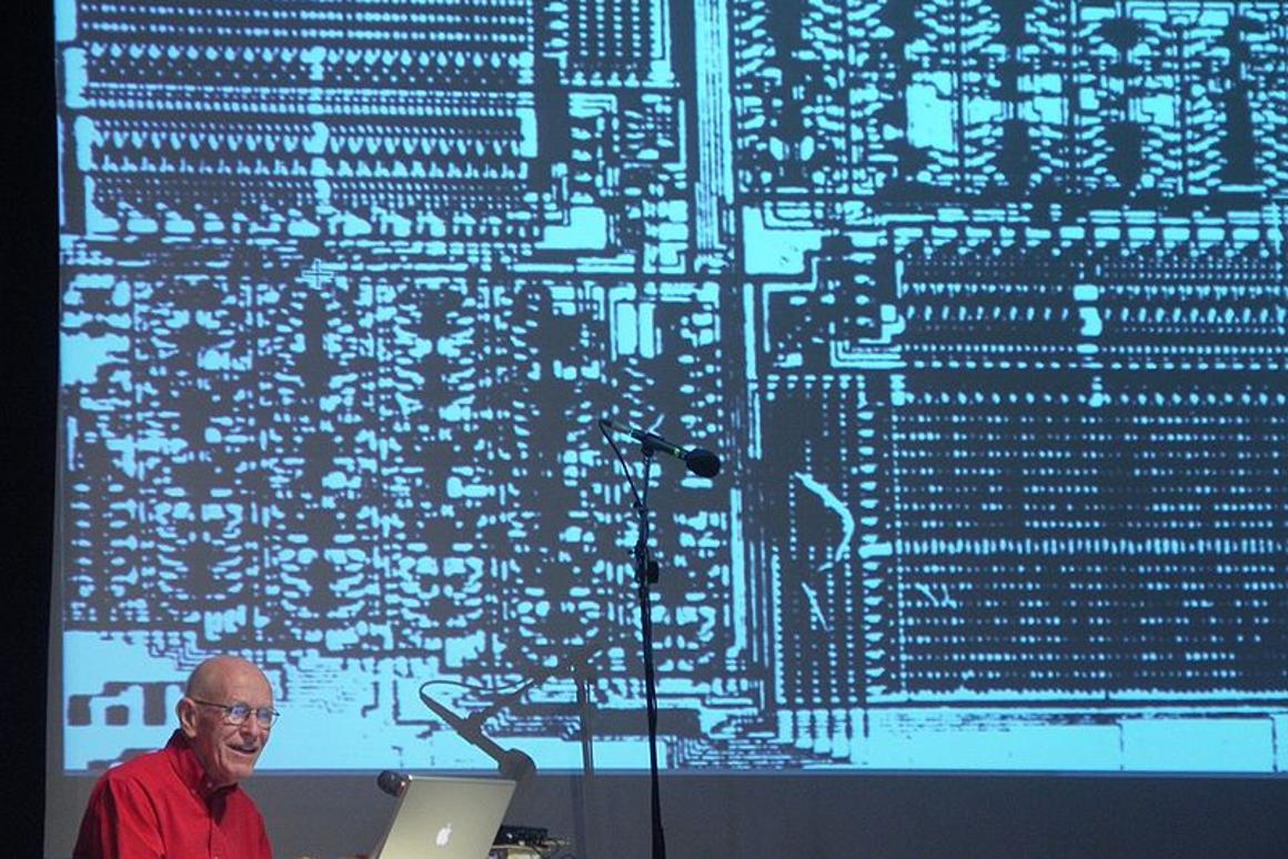 Max Mathews devoted most of his life to learning how computers could aid musicians in performance (Photo: Kham via Flickr cc2.0)