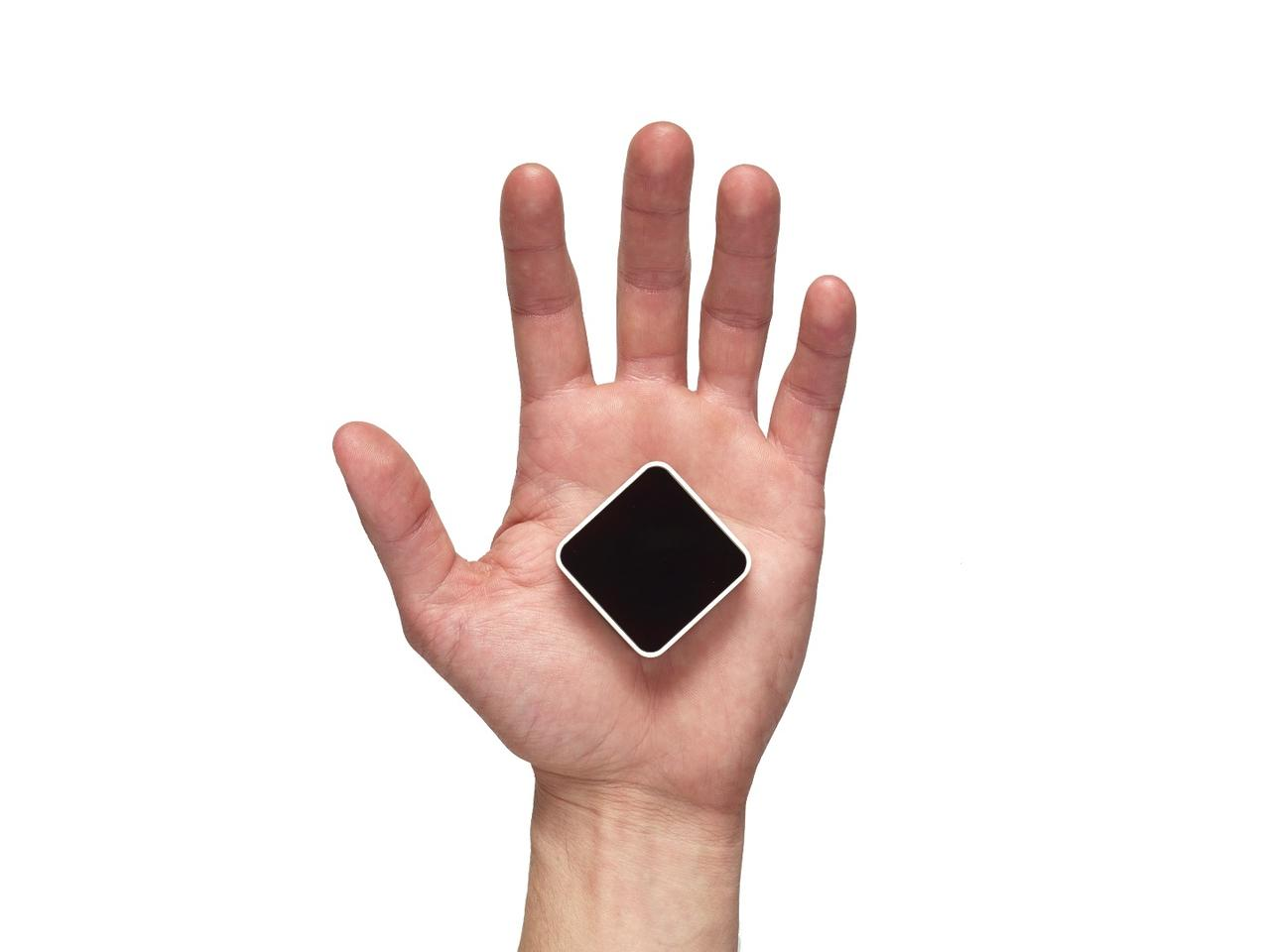 The Density sensor is a small sensor designed to collect foot traffic data