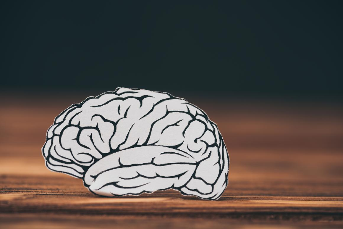 No causal connection has been proven, but evidence is suggesting high brain iron levels may play a role in the cognitive decline associated with Alzheimer's disease