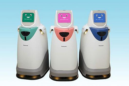 Panasonic has launched the HOSPI-R, an autonomous delivery robot, for use in Japanese hospitals