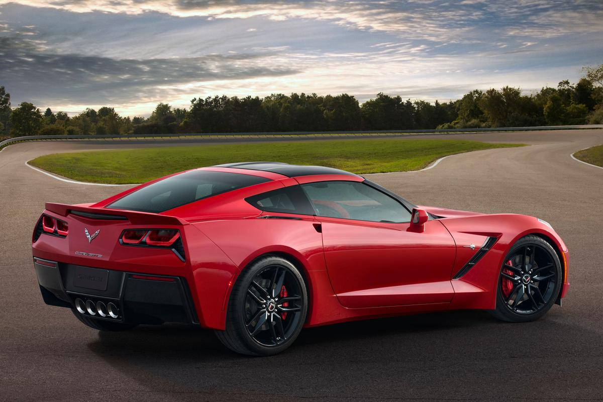 2014 Corvette Stingray © General Motors