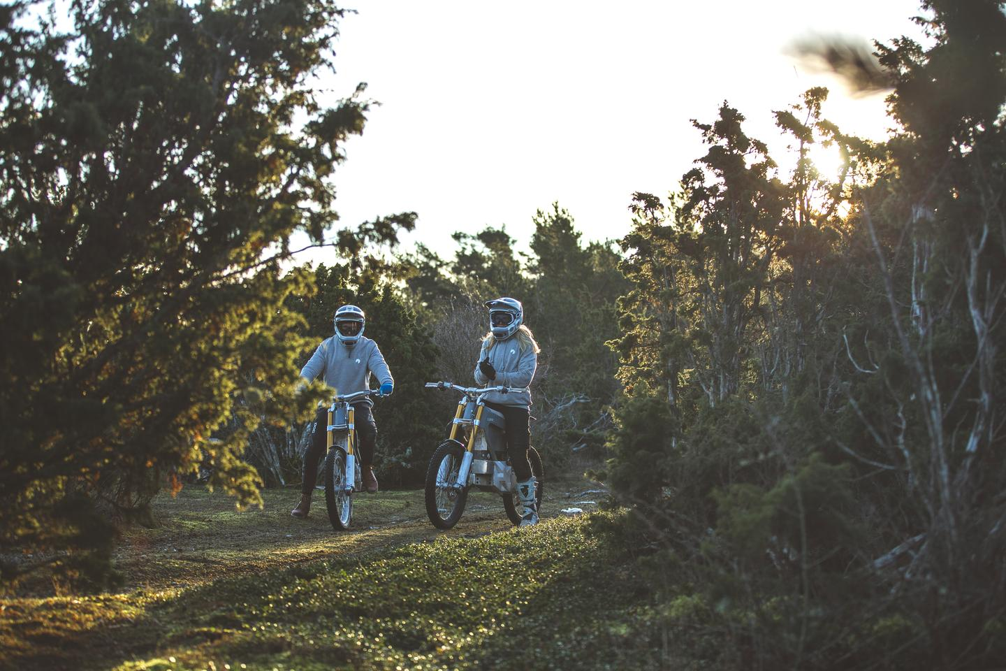 The Cake Kalk is built to provide a lighter, cleaner way of zipping aroundlocal dirt bike trails and parks