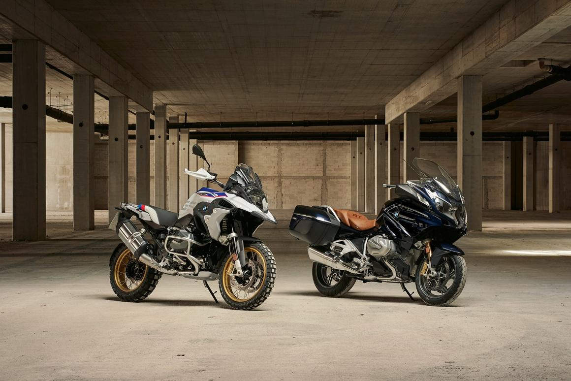 BMW rolls out 2019 R 1250 GS and RT with variable valve lift