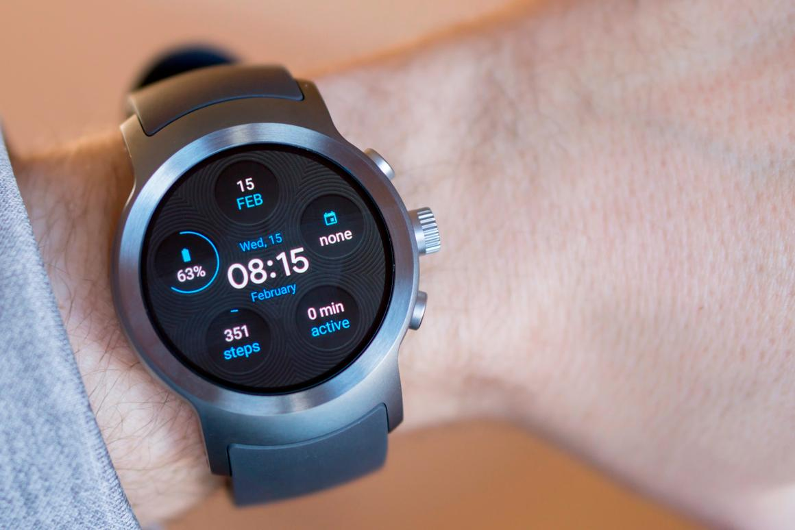 New Atlas reviews the LG Watch Sport, a standalone (LTE) smartwatch with much-improved Android Wear software