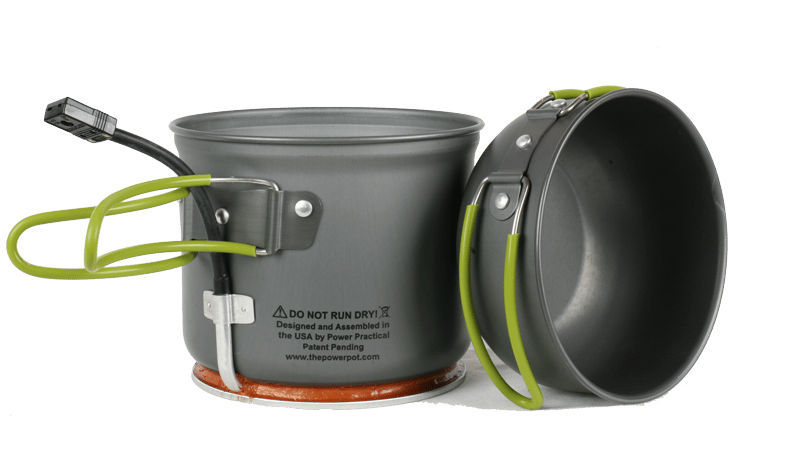 The 5-watt PowerPot V