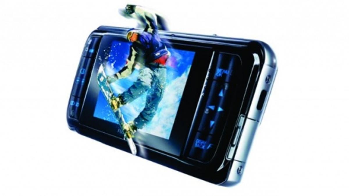 The Fujifilm FinePix Real 3D W1