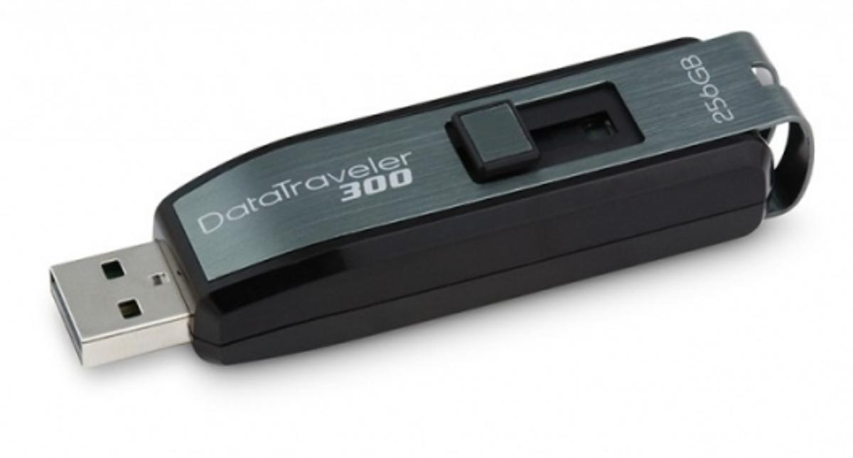 Kingston DT300 256GB Flash drive