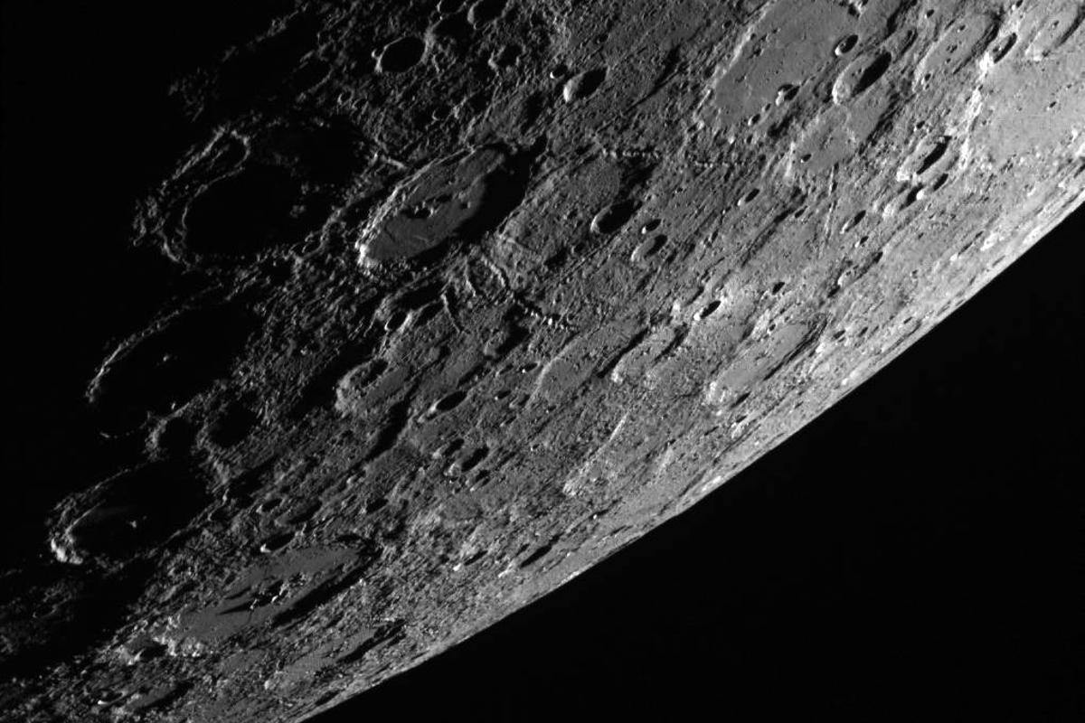 NASA's MESSENGER probe has posthumously turned up valuable observations revealing some of Mercury's long-held secrets (Photo: NASA)