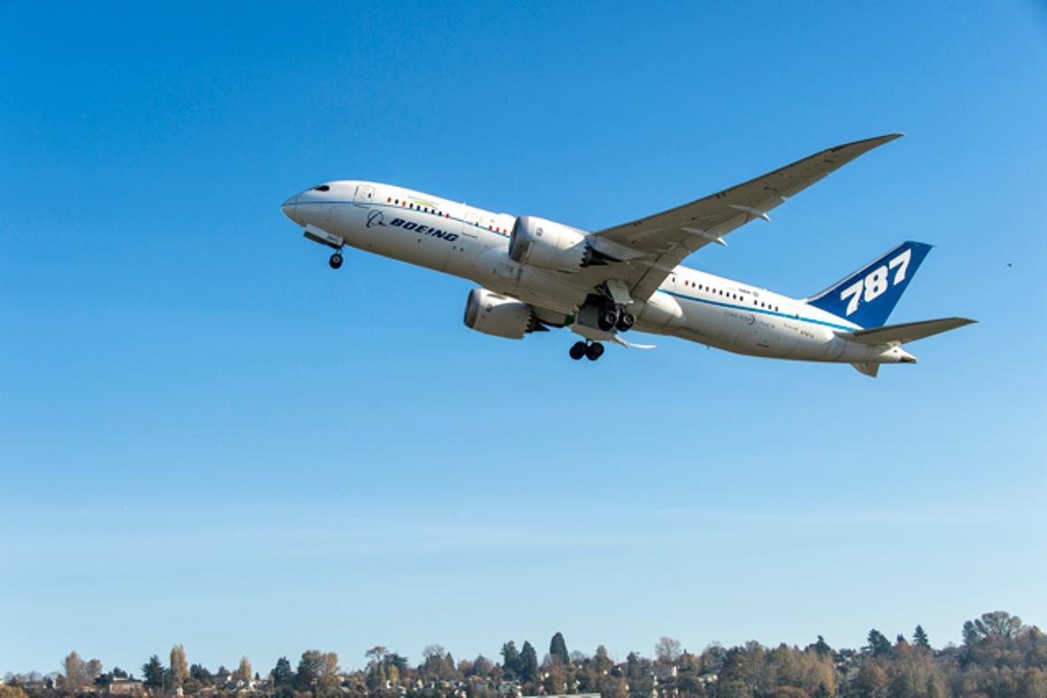 Boeing's latest ecoDemonstrator takes flight (Photo: Boeing)