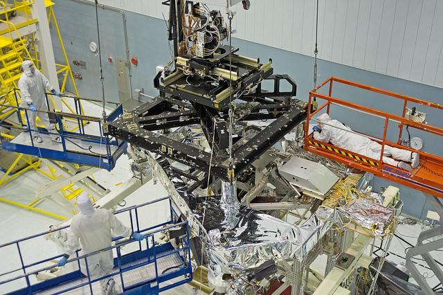 Testing the JWST's optical systems
