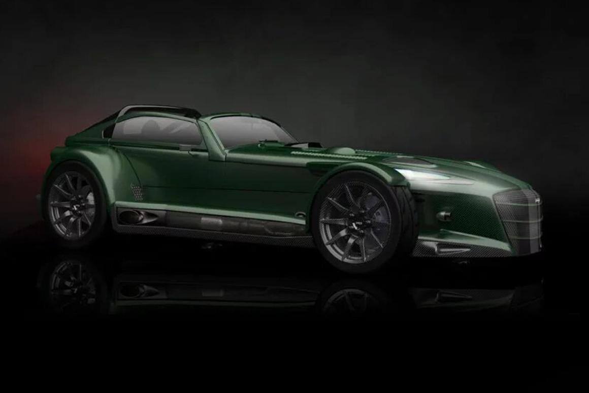 The ultra-lightweight Donkervoort D8 GTO JD70 will pull 2 g in the corners
