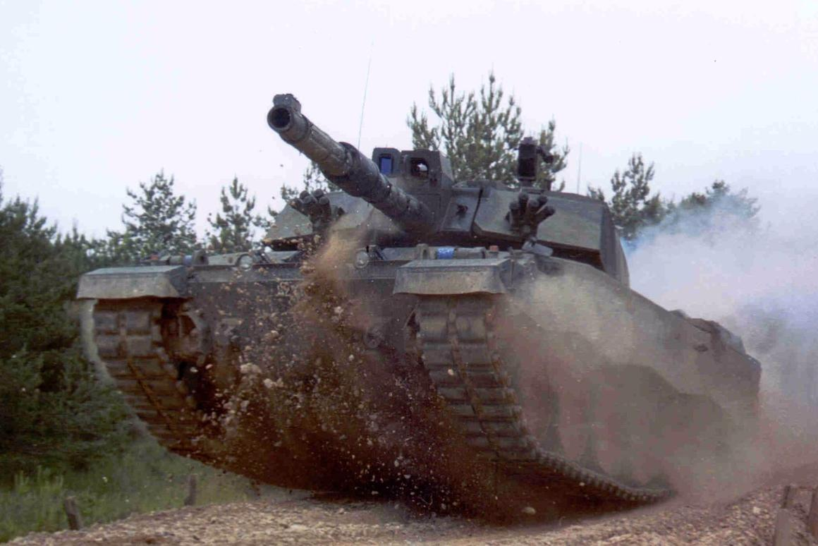 The upgrades will extend the life of the Challenger 2 until 2025