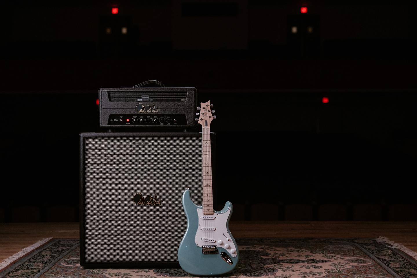 """""""This is not a painstakingly historical re-creation of the amplifier Hendrix used, but a snapshot in the development of a series of modified amps he came to use on tour and in the studio,"""" said PRS amp designer, Doug Sewell"""