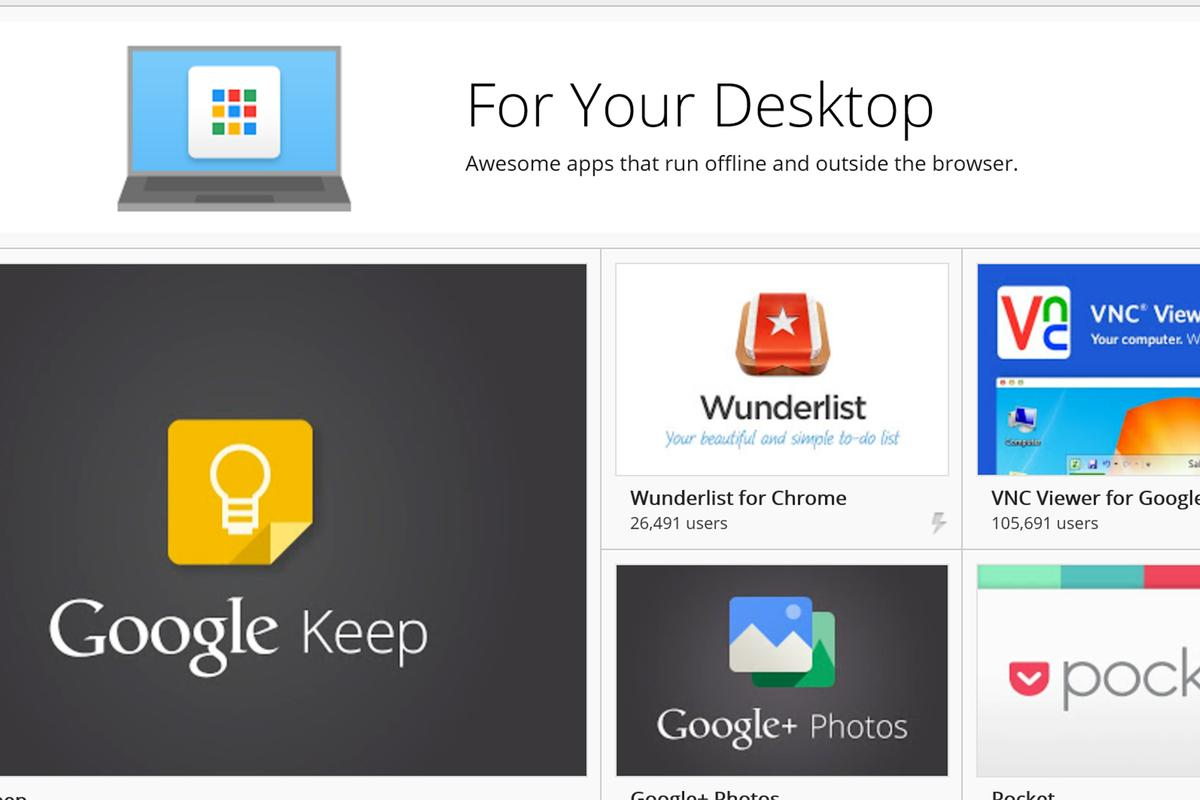 Google just added new capabilities to Chrome apps, allowing them to look and feel a lot like native desktop apps