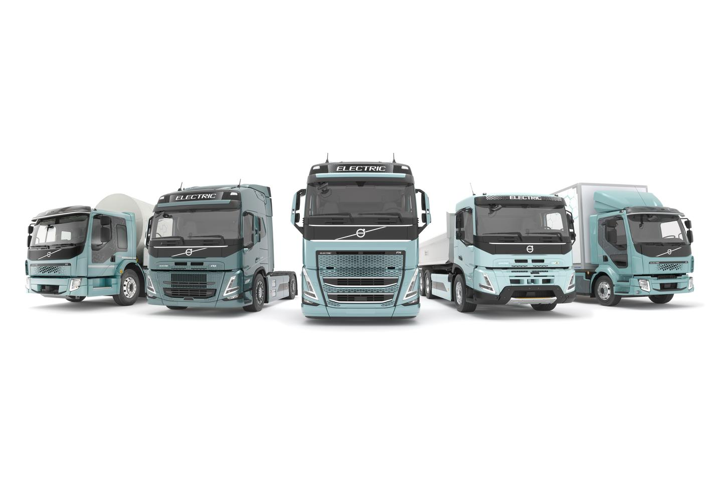 The order books for the complete range of electric heavy duty Volvo Trucks opens in 2021, with volume production set to start the following year