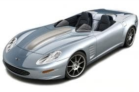 Callaway's C16 open-top Speedster - the next american supercar, putting out over 700 horsepower and retailing at over US$300,000