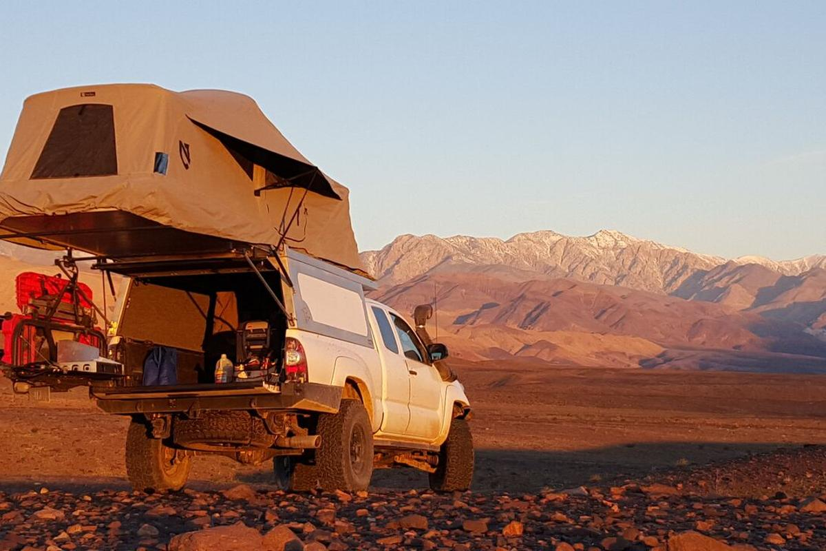 The Tacoma Habitat is one of the latest solutions for exploring and camping on and off road