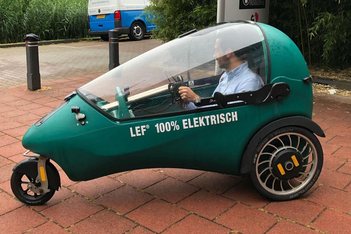 The LEF is priced at €4,380 (about US$5,309)
