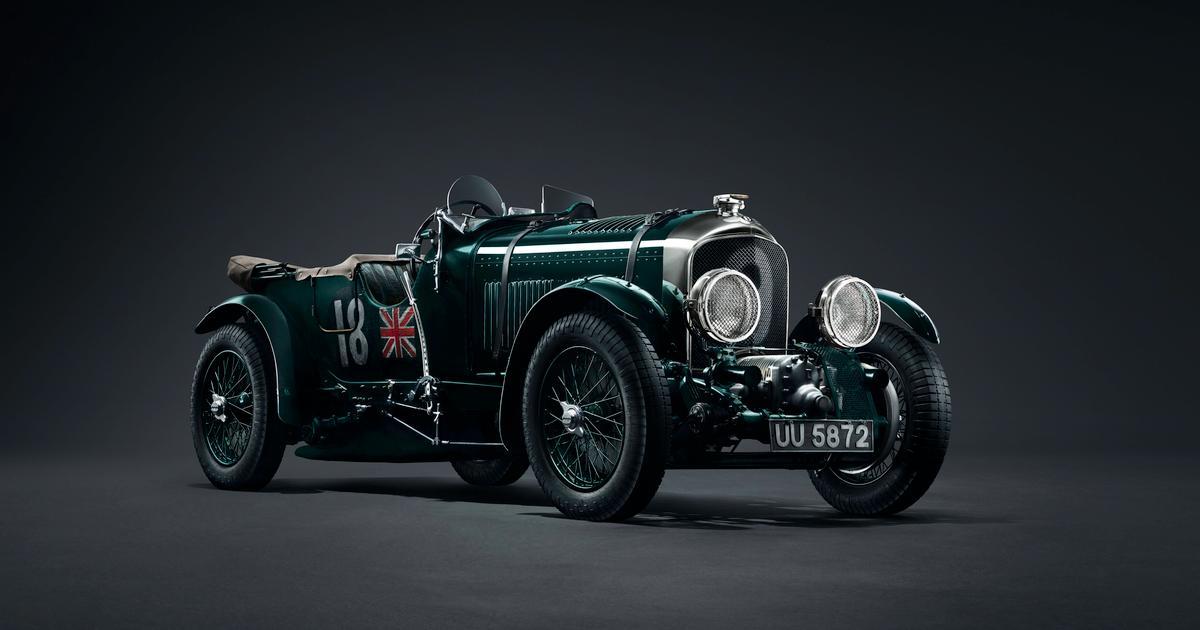 Bentley starts assembling its prototype reverse-engineered 1929 Blower