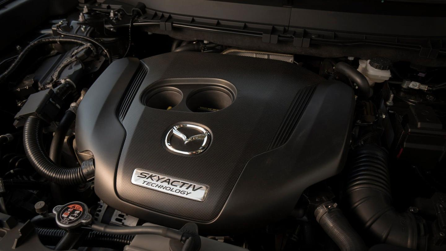 Mazda will be launching a compression ignition engine in 2019