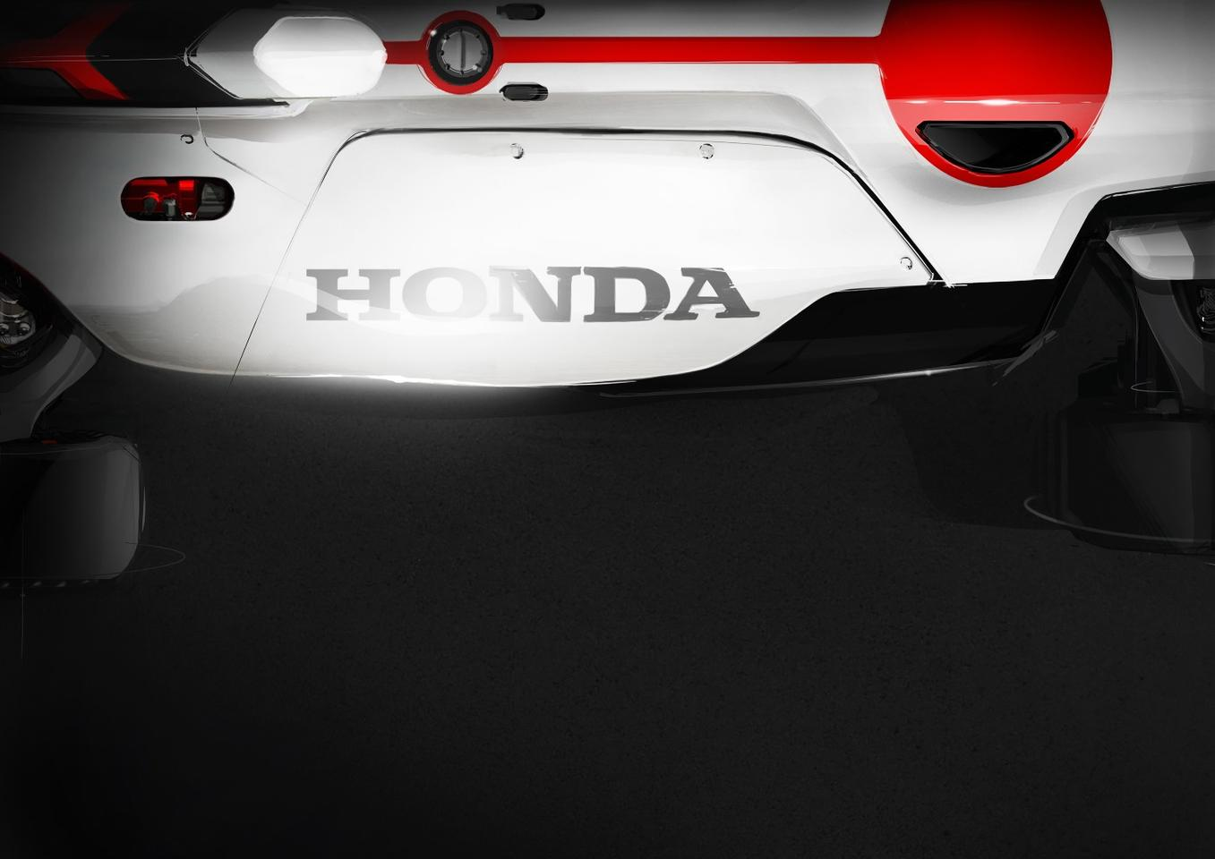 Honda Project 2&4 combines the company's automotive expertise with a championship winning V4 motorcycle engine