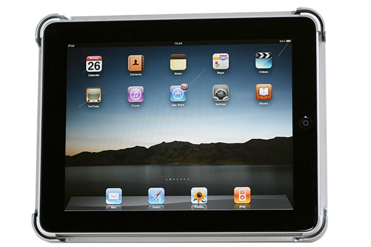 Stick an iPad on your fridge with the FridgePad