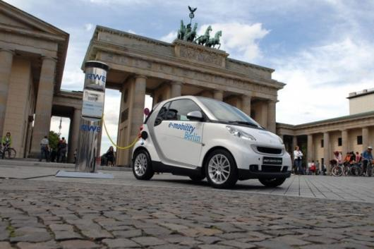 e-mobility Berlin project announced