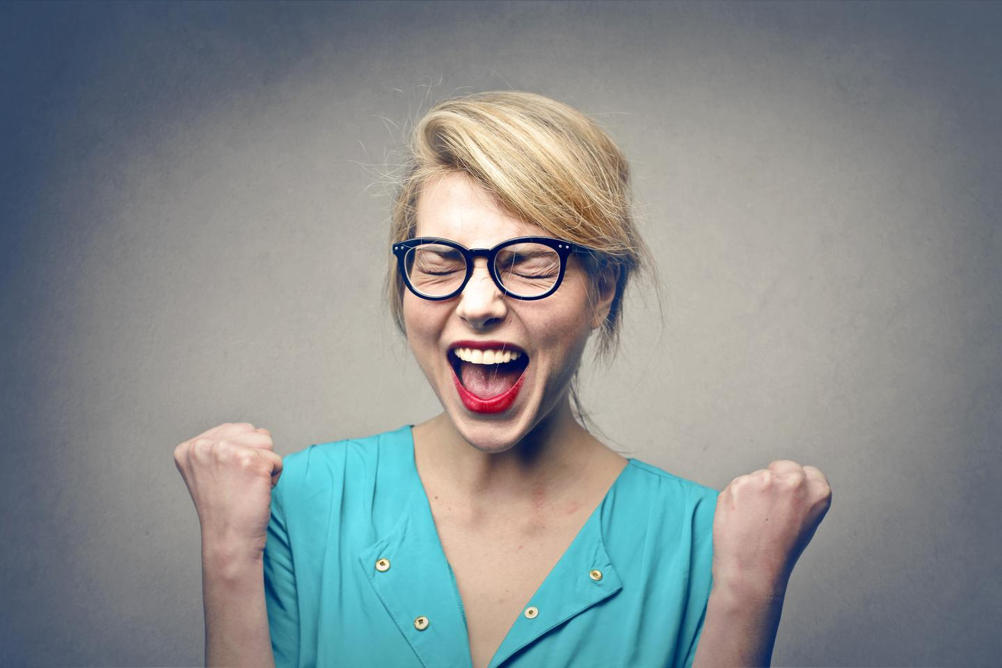 """According to the study, our brains process screams of joy faster and more accurately than """"alarming"""" screams"""