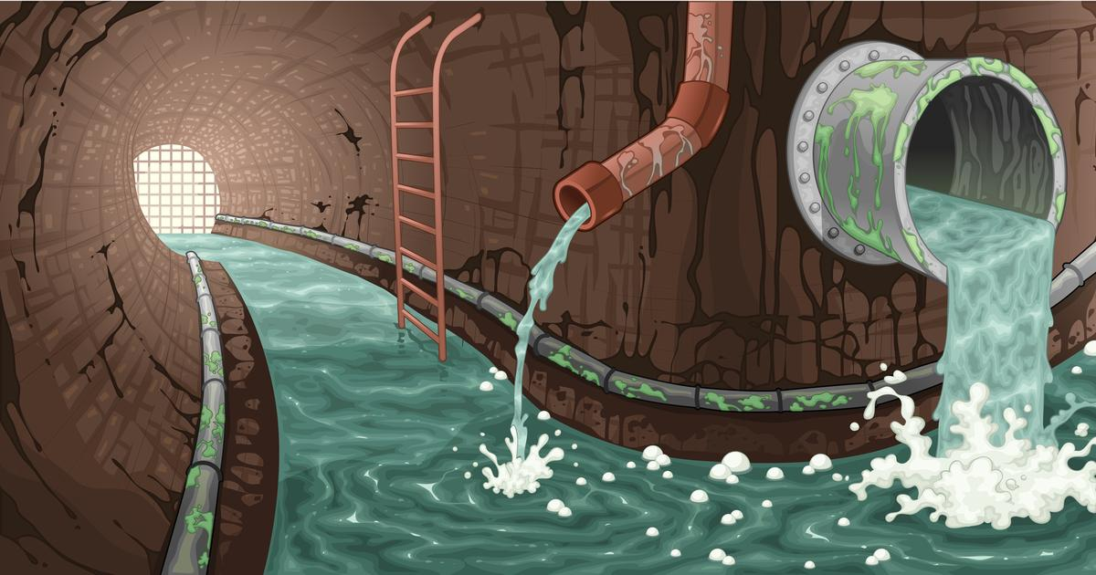 The science of sewage: What your wastewater could reveal about you
