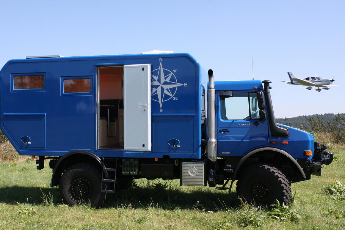 The EUR 250,000 Bocklet Dakar U685
