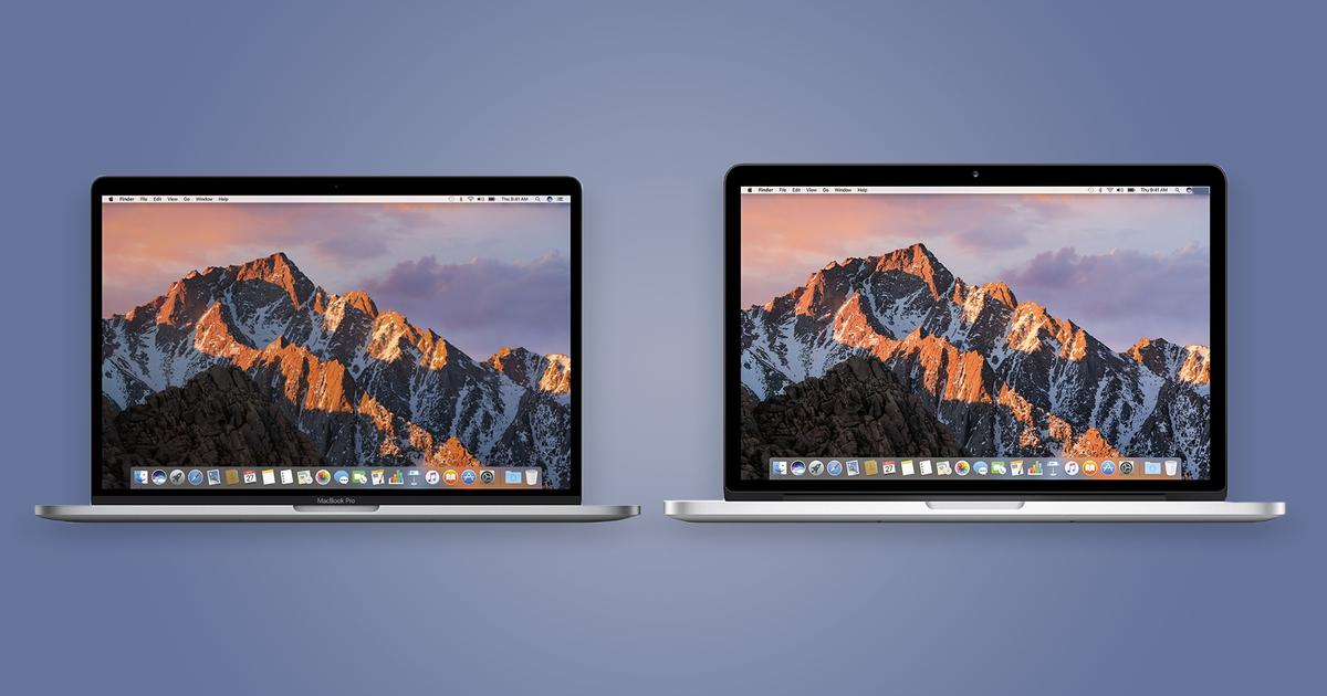 15-inch MacBook Pro: 2016 vs. 2015