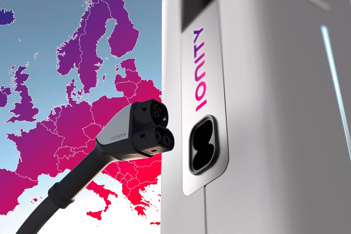 Four big auto manufacturers have partnered to roll out a network of fast charging stations across Europe