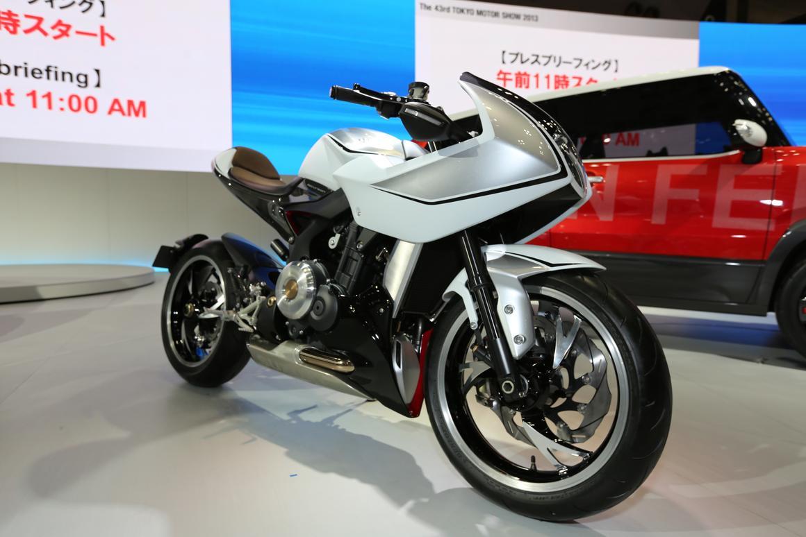 The Suzuki Recursion prototype (Photo: Mike Hanlon / Gizmag.com)