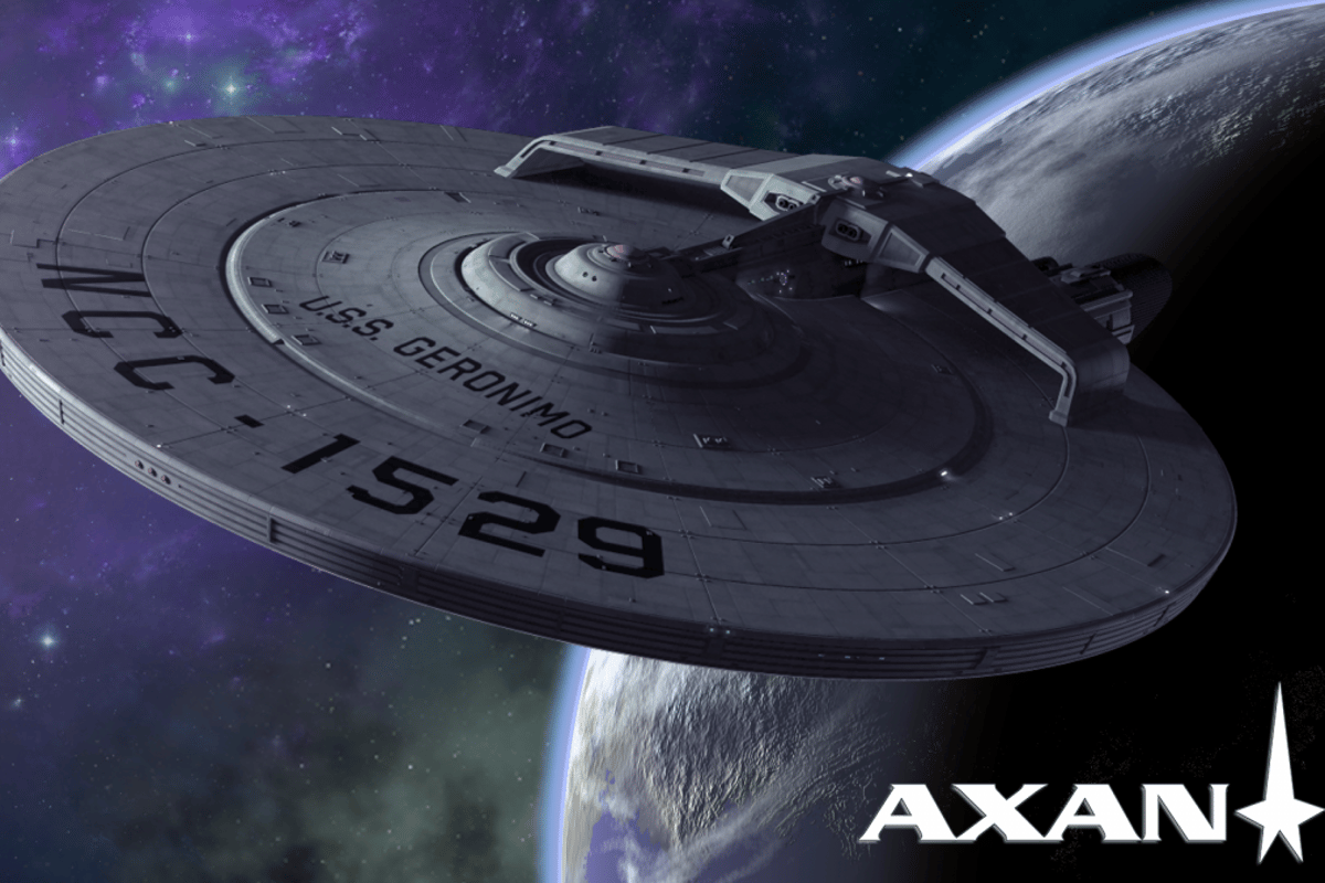 The previously planned Axanar feature film willnow become two fifteen-minute shorts to be distributed for free on YouTube