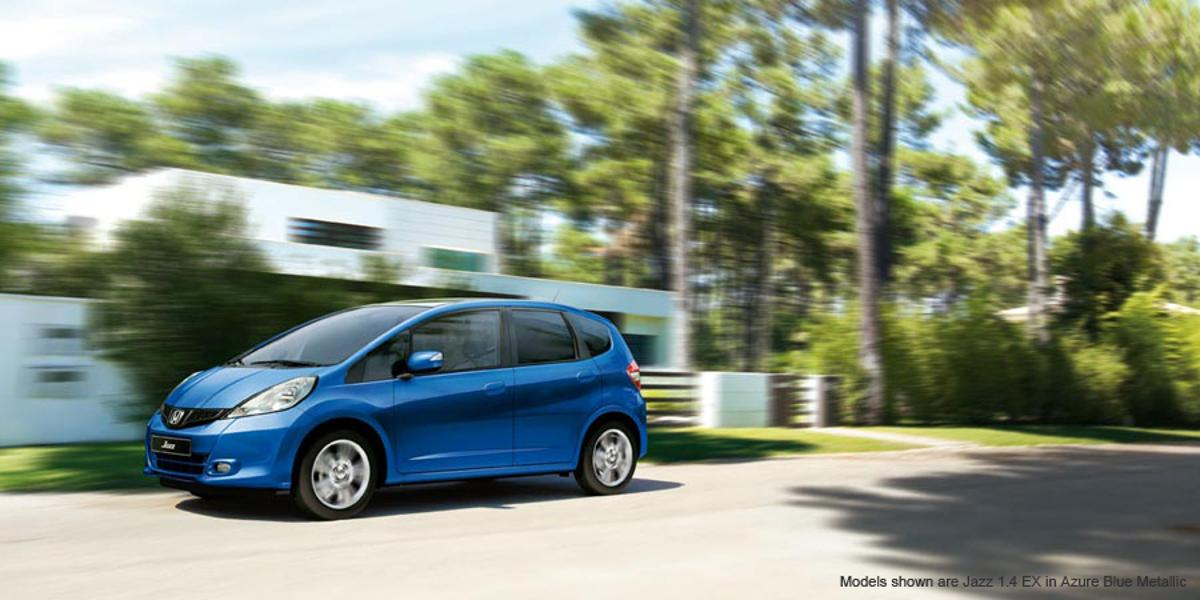 The Japanese edition of the latest Fit/Jazz will be the first to feature Honda's new City-Brake Active System