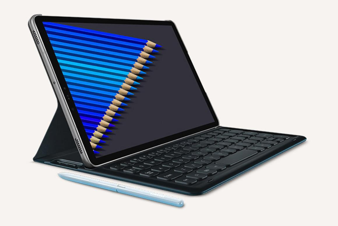 The new Samsung Galaxy Tab S4 instantly becomes the best