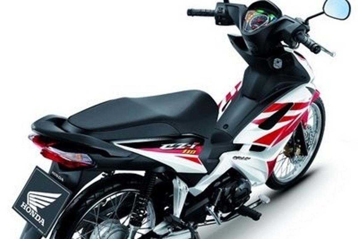 Honda's 100 mph 110cc PGM-FI prototype