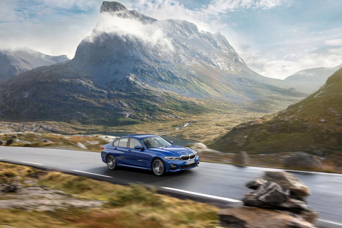 Making its debut in Paris, the 3 Series Saloon heralds the changes coming for the seventh generation of the car