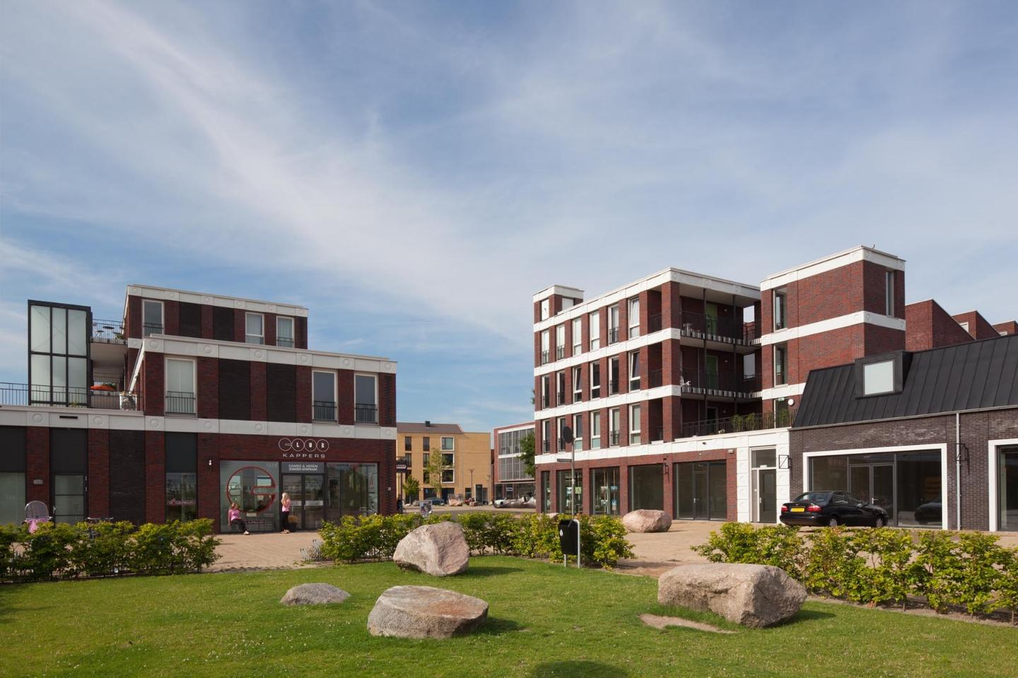 The project came about as Attika Architekten is handling the master plan forVathorst in the Netherlands
