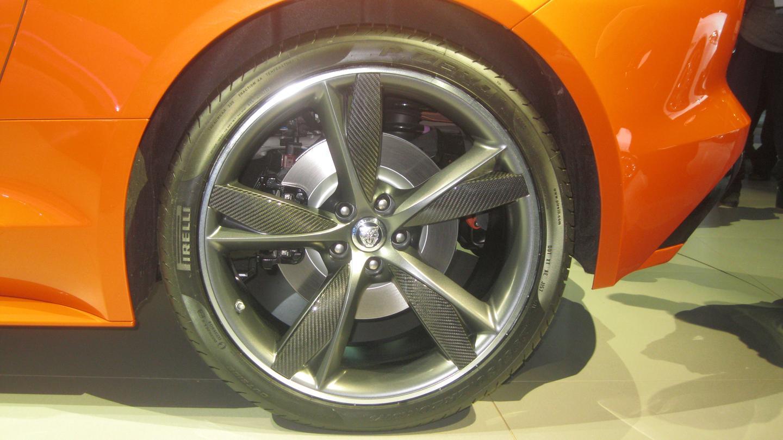 The Jaguar F-TYPE debuts in North America
