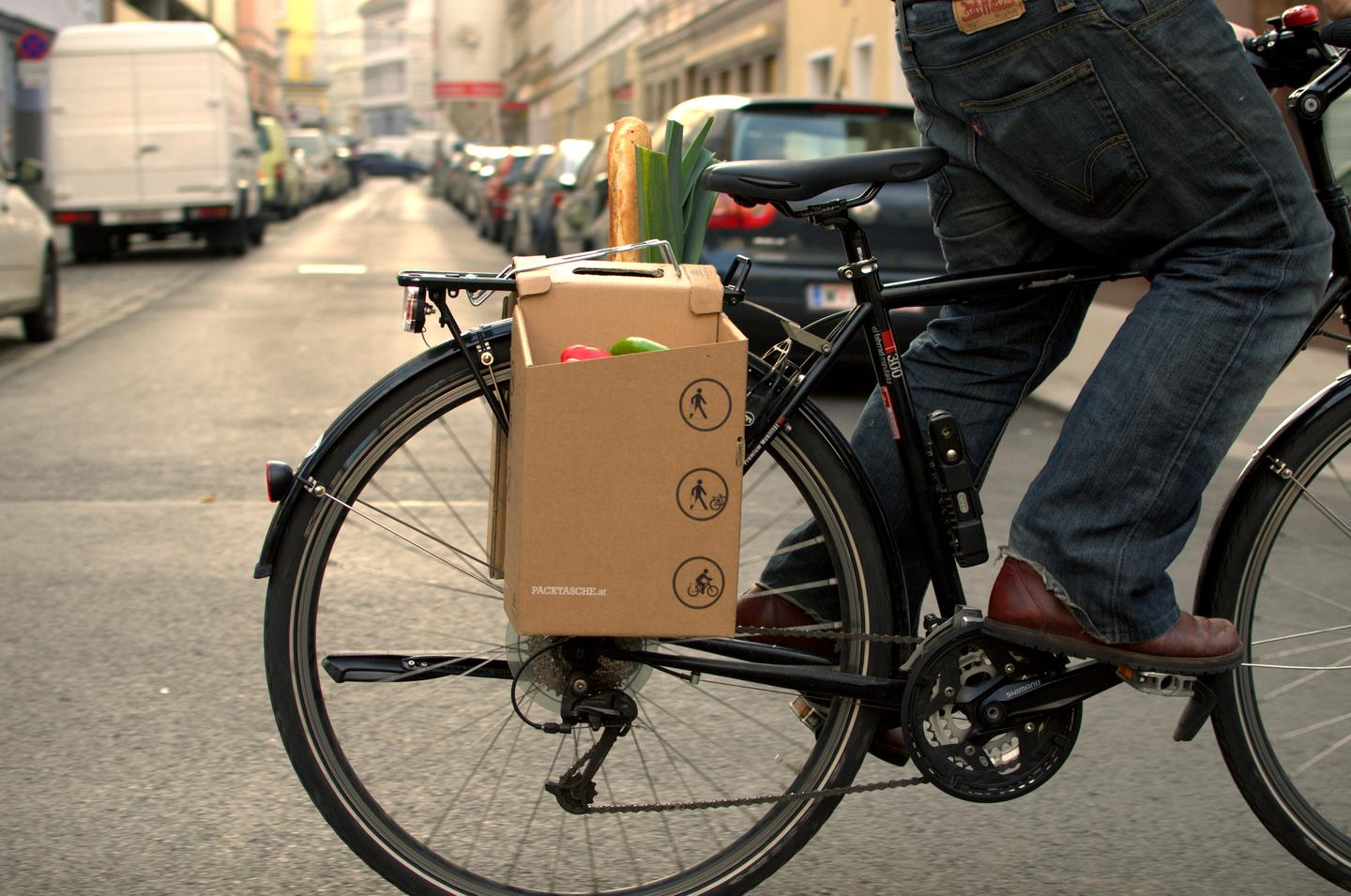 The Packtasch, by Philipp Moherndl and Matthias Lechner