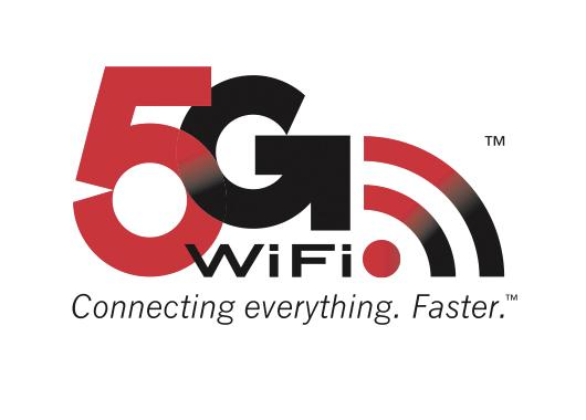Fifth generation Wifi brings gigabit rated speeds to home networks