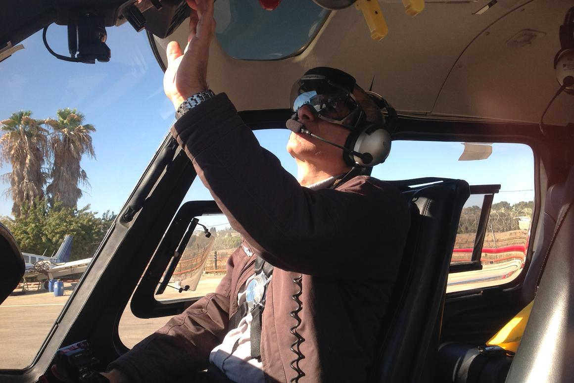 Elbit extends Skylens HUD system to helicopter pilots
