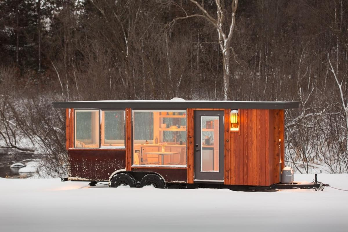 New Atlas highlightsthe five best tiny houses currently available to purchase forunder $50,000