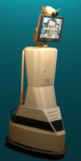 "RP-6 ""Remote Presence Robot"""