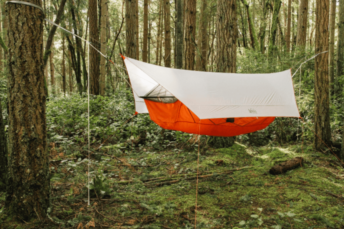 REI becomes the latest to try to get you camping up off the ground