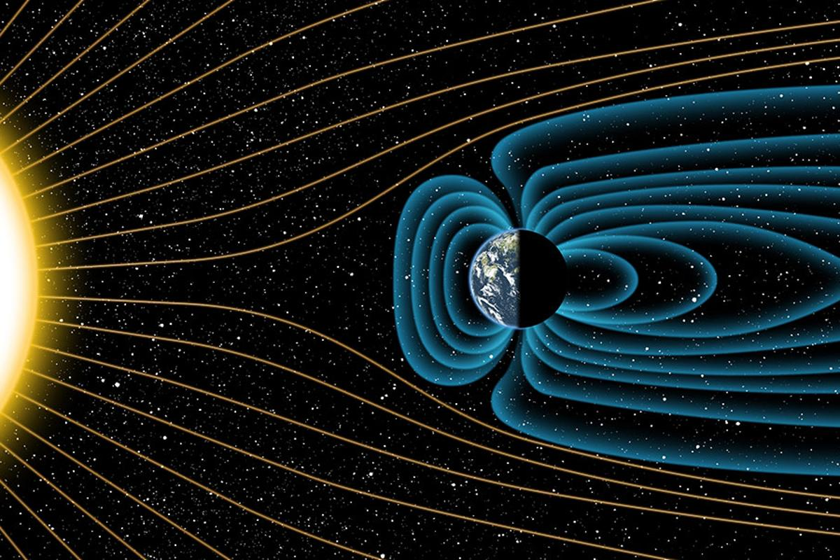 New findings suggest that the Earth's magnetic field, which protects the planet from harmful solar winds, may be over 4.2 billion years old