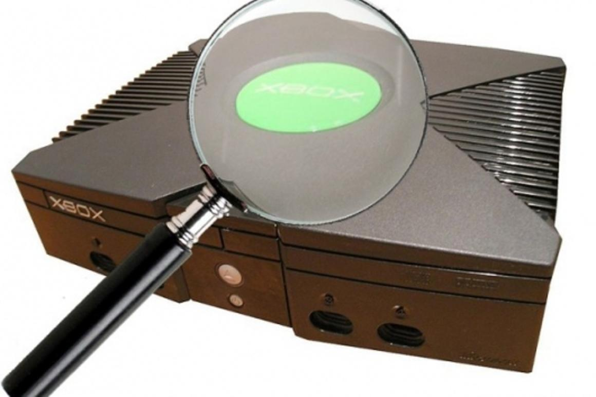 The XFT toolkit lays the contents of the Xbox hard drive bare