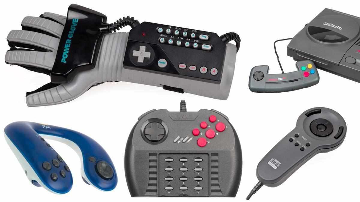 And not an N64 controller in sight…