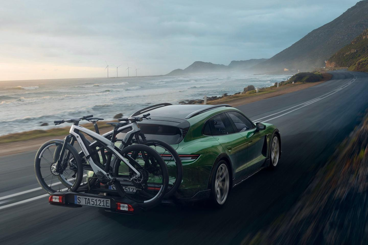 Porsche is stepping into the ebike game in style with a pair of dual-suspension beauties
